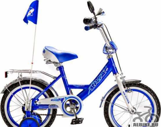 Детский 2-х колесный велосипед