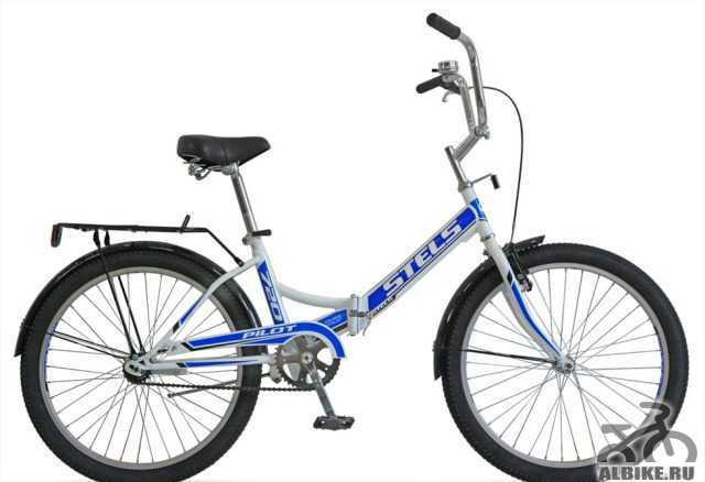 Велосипед, Стелс, складной