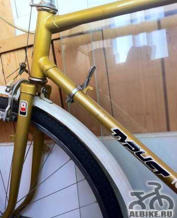 Велосипед Турист 1987 состояние нового. Раритет
