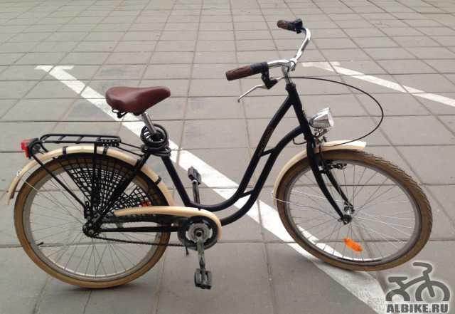 Городской велосипед Kross Темпо Classico 1 (2011)