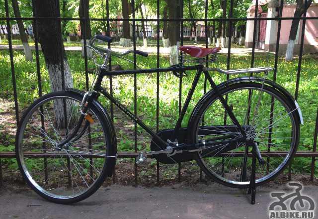 Классический велосипед Флайнг Pigeon
