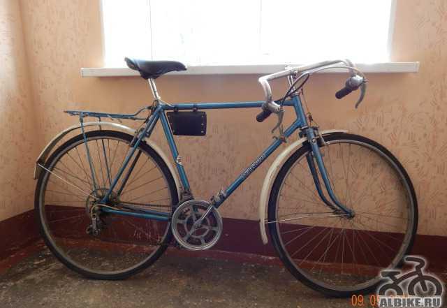 Продам велосипед турист