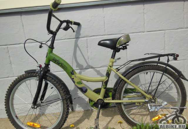 "Детский велосипед ""Сафари"""