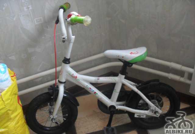 Велосипед SupeРиоr Chicks 12