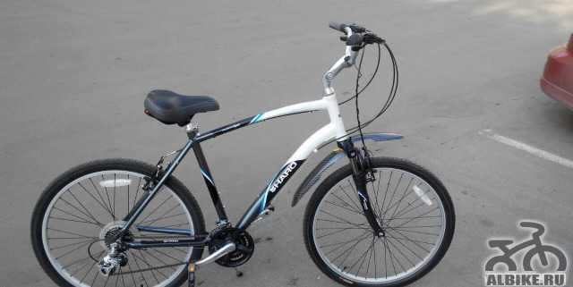 Велосипед haro Heartland Спорт Новый (пробег 15км)