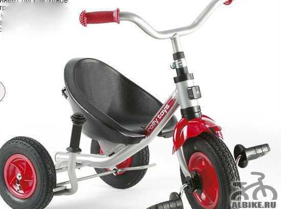 Трёхколёсный велосипед rolly toys