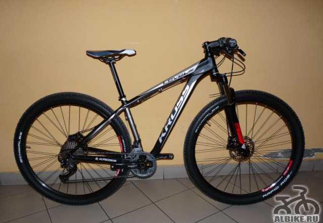 Велосипед Kross Level B6 29er (найнер)