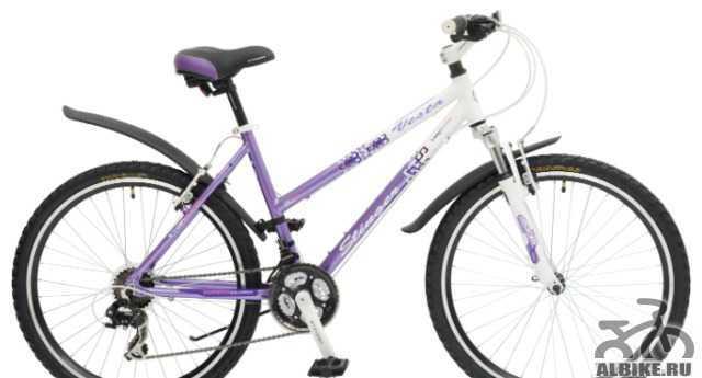 """Велосипед Стингер Vesta D 26"""" 2015"""