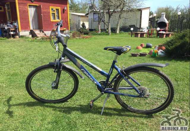 Велосипед Upland Краун 21 спит