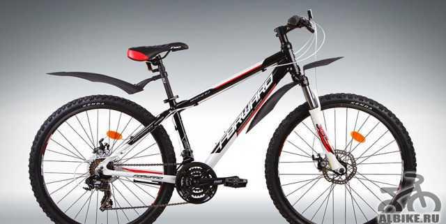Велосипед Apache 2.0 disc