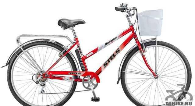 Велосипед Стелс Навигатор 310 Lady 7 скоростей