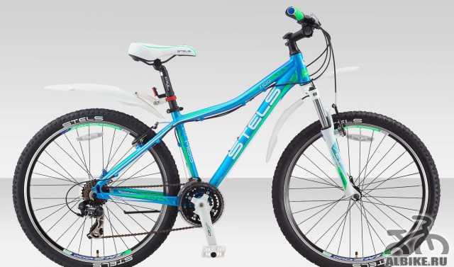 Велосипед Стелс Miss 7100 V (2015)
