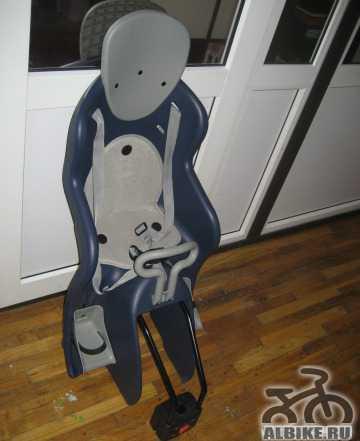 Детское велокресло Cyclotech GH-511