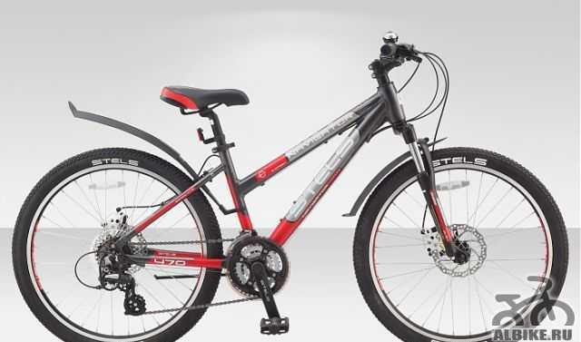 Подростковый велосипед стелс навигатор 470 диск