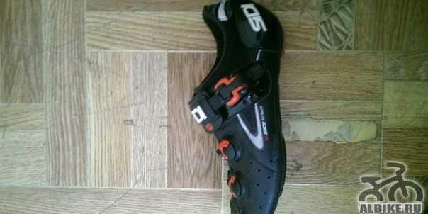 Вело туфли sidi