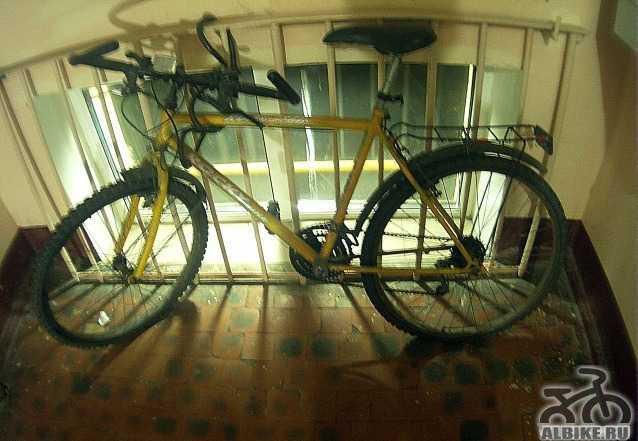 Кастом вел Роки Bike+ Olpran