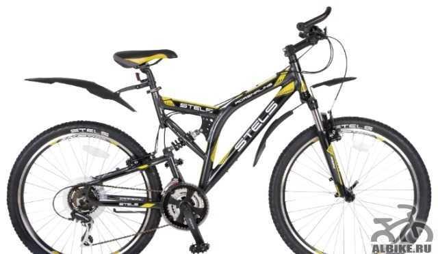 Велосипед стелс Адреналин