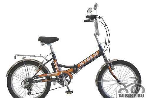 Велосипед Стелс Пилот 450 торг у велика