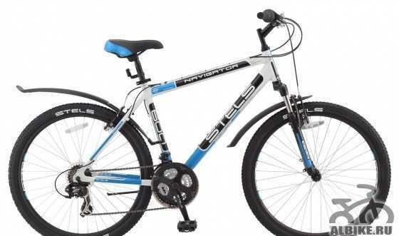 Велосипед Стелс Навигатор 600 (2015)