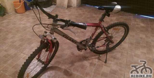 Велосипед Giant GSR