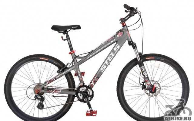 Велосипед Стелс Aggressor (2014)