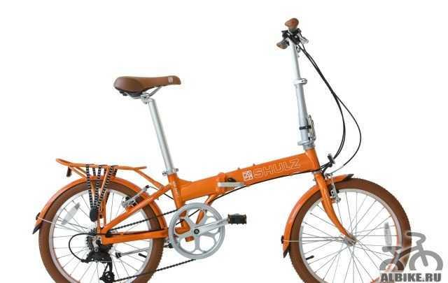 Складной велосипед Shulz Easy 2015 Новый