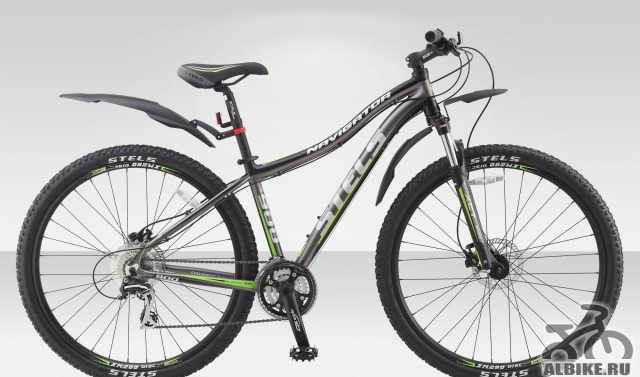 Велосипед Стелс Навигатор 900 (2014)
