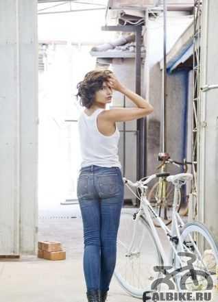 Очень стильный велосипед фирмы Create
