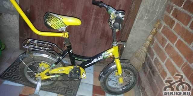 """Велосипед Скиф 12"""""""
