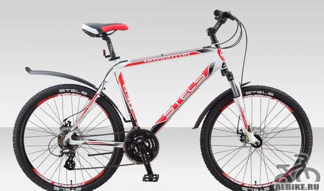 Велосипед Стелс Навигатор 630 MD (2015)