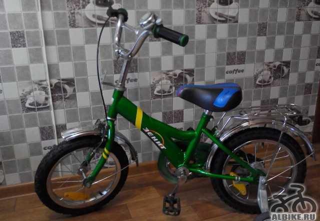 Продаю велосипед в хорошем состоянии