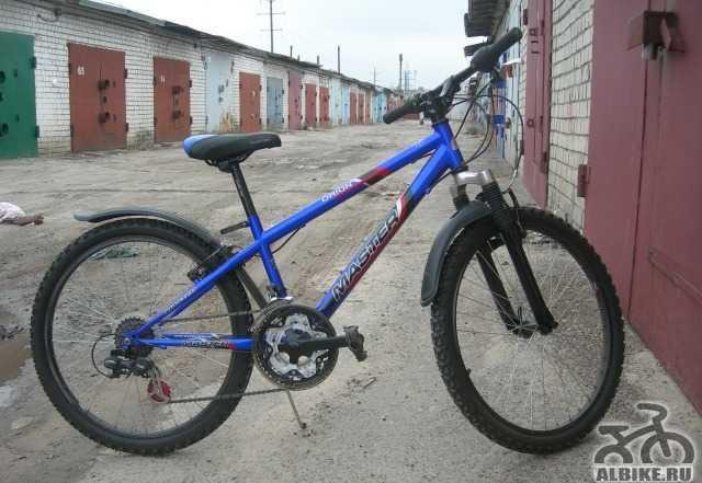 Велосипед мастер орион
