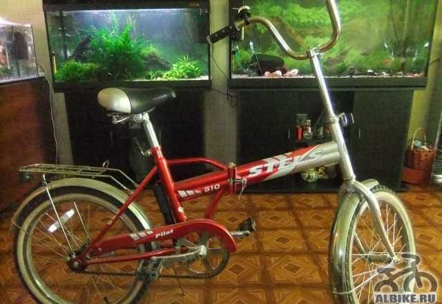 """Велосипед """"Stels510 Pilot"""""""