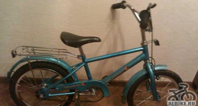 Велосипед детский Novatrack 16 дюймов