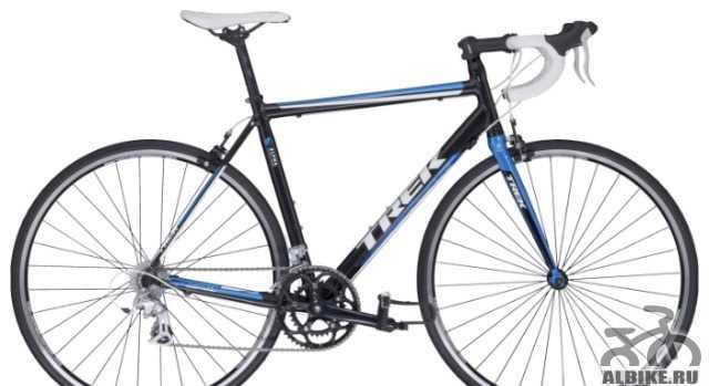 Велосипед шоссейный Трек 1.1 + доп. оборудование