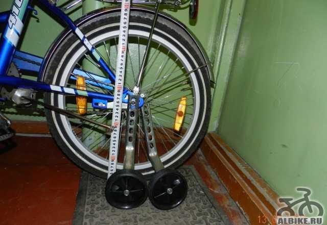Приставные колеса