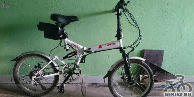 Продаю Электровелосипед - Фото #1