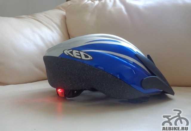 Велосипедный шлем KED