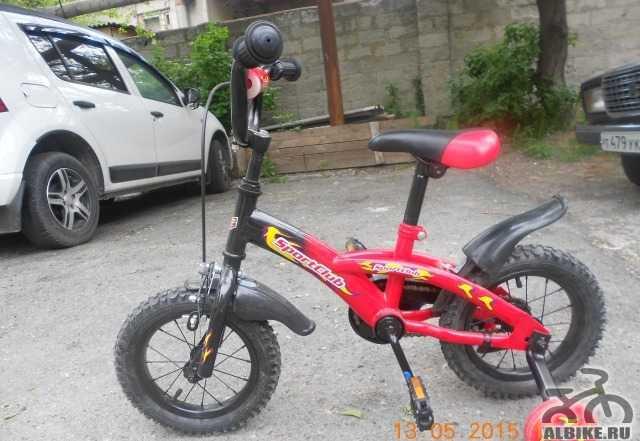 Велосипед состояние нового -3000 рублей