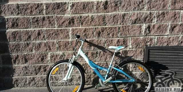 Продам велосипед бу в отличном состоянии