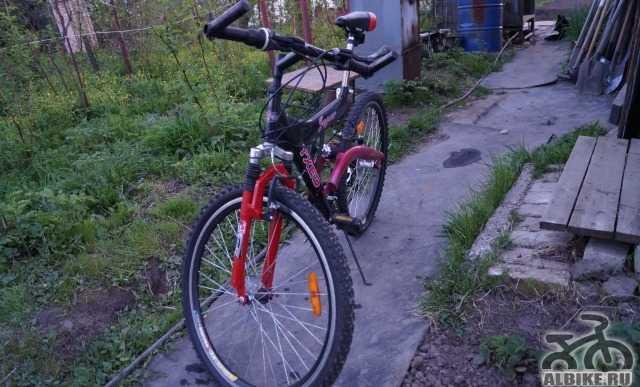 Велосипед Ягуар б/у