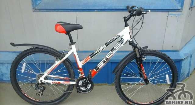 Новый велосипед стелс miss 6000 стелс мисс 6000