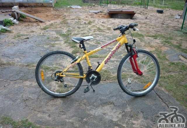 """Продам горный велосипед """"Autor Matrix"""" 24"""""""