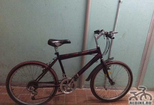 """Подростковый велосипед 24"""" (18 скоростной)"""
