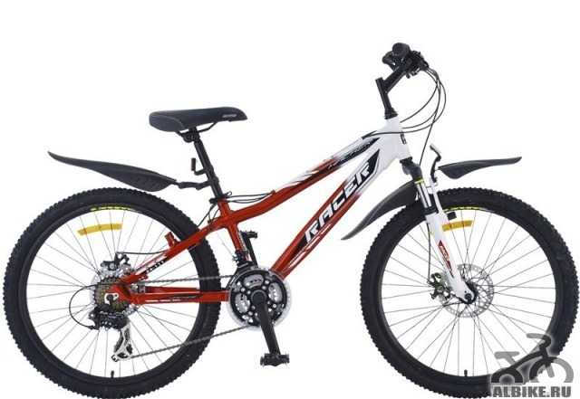 Велосипед bacer рейсер x- кросс проба