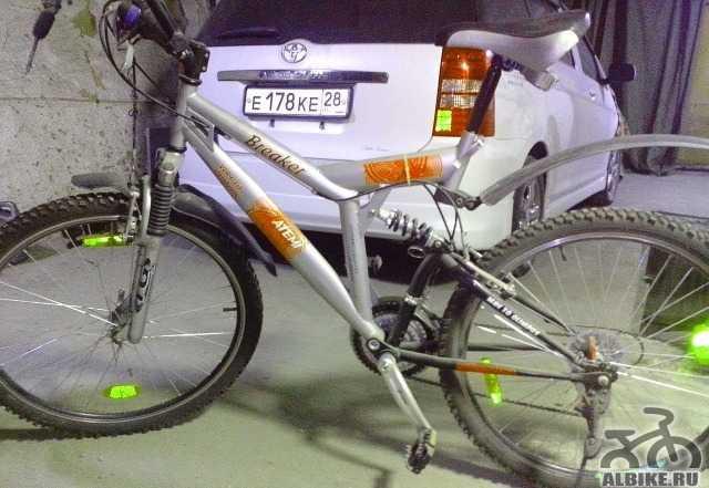 Горный велосипед Atemi