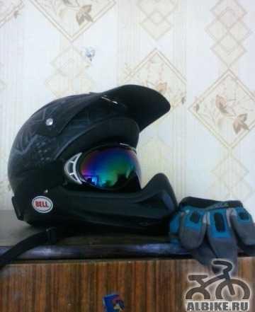 Вело шлем bell