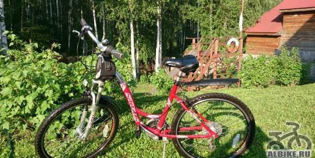 Велосипед для дамы Стелс Навигатор 850