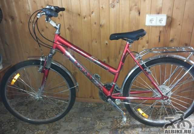 Велосипед CTB торнадо