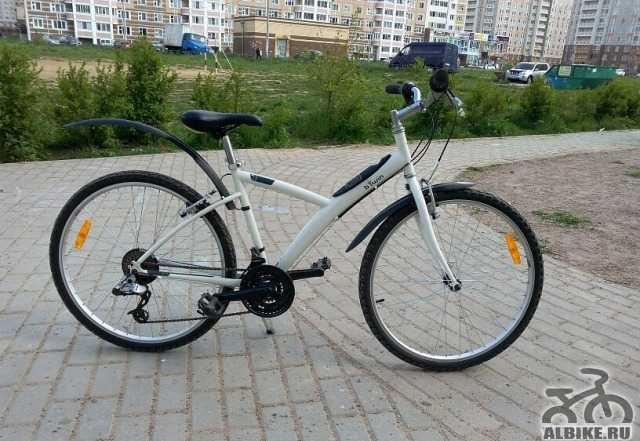 "Велосипед B""twin Оригинал (новый)"